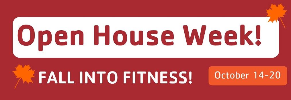 Open House Week Oct 14-20