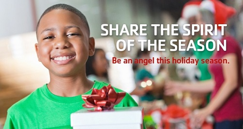 Share the Spirit of the Season